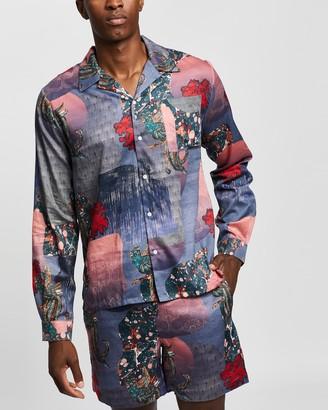 Double Rainbouu Perfect Lyre LS Shirt