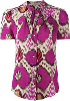 Etro printed shirt - women - Silk - 48