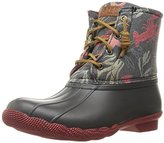 Sperry Women's Saltwater Prints Rain Boot