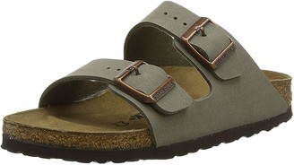 Birkenstock ARIZONA Birko-Flor Nubuck Unisex Adults' Sandals