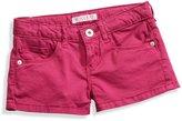 GUESS Woven Denim Shorts (7-16)
