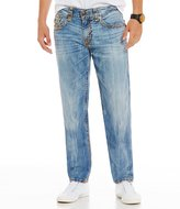 True Religion Geno Super T Low Rise Relaxed Tapered Jeans