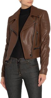 Tom Ford Leather Moto Jacket