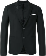 Neil Barrett suit jacket - men - Polyester/Spandex/Elastane/Virgin Wool - 48