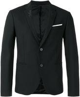 Neil Barrett suit jacket - men - Polyester/Spandex/Elastane/Virgin Wool - 50