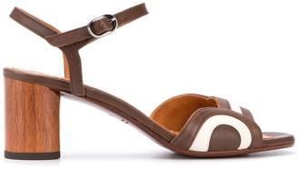 Chie Mihara Losma block-heel sandals