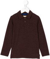 Bellerose Kids longsleeved polo shirt