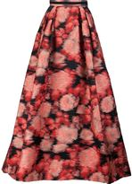 Carolina Herrera full jacquard skirt