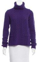Moncler Virgin Wool & Cashmere-Blend Sweater