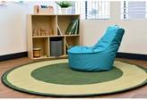 Factory Standard Bean Bag Chair & Lounger Direct Partners Upholstery Color: Aqua