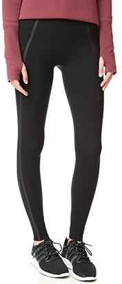 Spanx Every Wear Mesh Contour Leggings