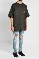 Yeezy Printed Cotton T-Shirt
