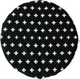 Bambella Designs Bambella Play Mat, Crosses, Eva Black