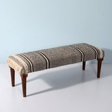 Bungalow Rose Thurmont Upholstered Bench