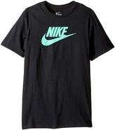 Nike Futura Icon Tee (Little Kids/Big Kids)