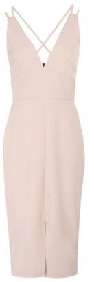 Oh My Love Knee-length dress