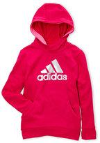 adidas Girls 7-16) Fleece Performance Hoodie
