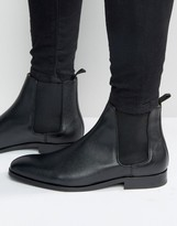 Paul Smith Gerald Leather Chelsea Boots