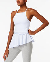 Puma Xtreme Cross-Back Asymmetrical-Hem Tank Top