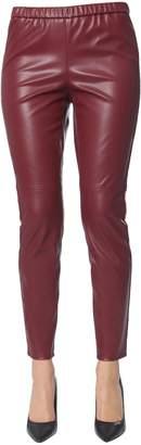 MICHAEL Michael Kors Faux Leather Leggings