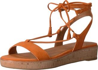 Frye Women's Miranda Gladiator Platform Sandal