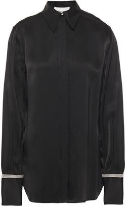 3.1 Phillip Lim Bead-embellished Cady Shirt