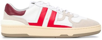 Lanvin Clay logo low-top sneakers