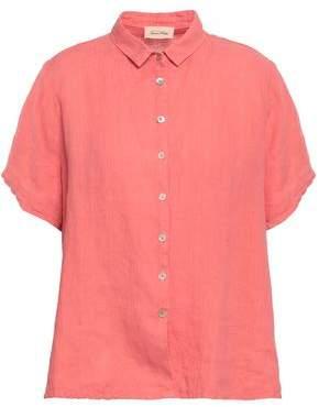 American Vintage Ficobay Flax Shirt