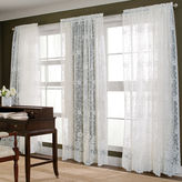 JCPenney JCP Home Collection HomeTM Shari Lace Rod-Pocket Sheer Panel