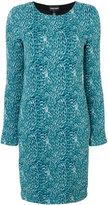 Emporio Armani cable knit dress