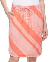 Croft & Barrow Women's Crepe Skirt