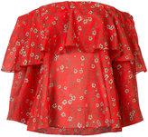 Alice + Olivia Alice+Olivia - floral blouse - women - Silk/Cotton - S