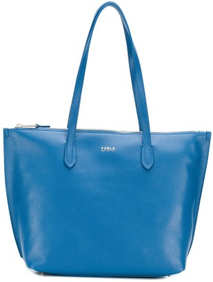 Furla large tote bag