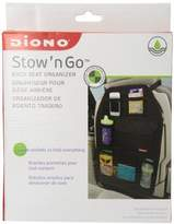 Diono Stow 'n Go Backseat Organiser and Protector (Black) by