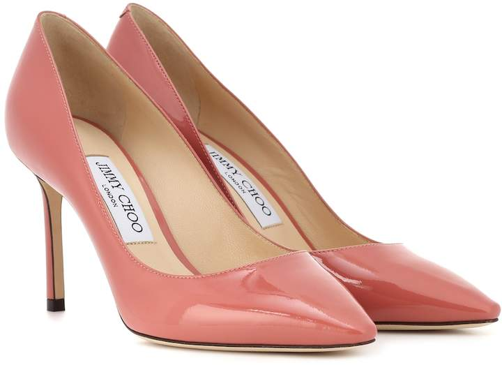 c3df2f5983a Romy 85 patent leather pumps