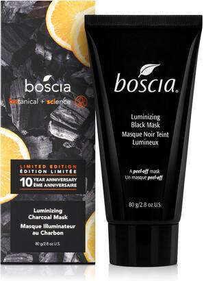 Boscia 2.8 oz. Luminizing Charcoal Mask Limited Edition 10-Year Anniversary