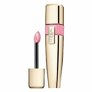 L'Oreal Paris Colour Riche Caresse Wet Shine Stain, Pink Perseverance 182 (Pink)