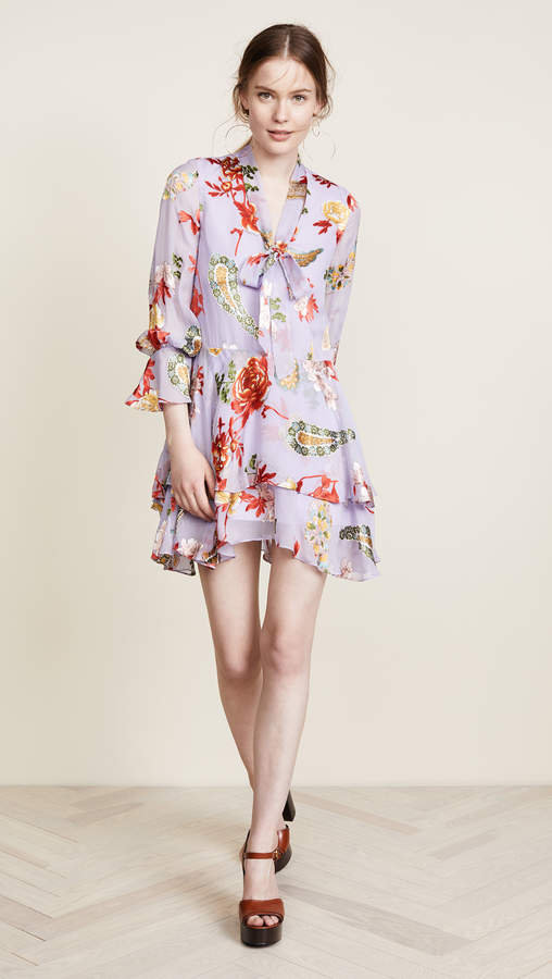 Alice + Olivia Moore Dress
