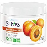 St. Ives Blemish Control Face Scrub, Apricot 10 oz (Pack of 2)