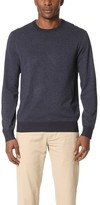 Club Monaco Colorblock Sport Crew Sweater