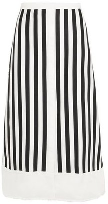La Ligne 3/4 length skirt