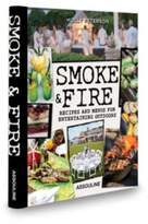 Assouline Smoke & Fire Recipes and Menus For Entertaining Outdoors
