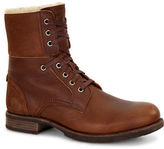 UGG Leather Lace-Up Boots