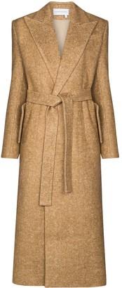 ALEKSANDRE AKHALKATSISHVILI Belted Long Coat