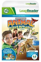 Leapfrog LeapReader Animal Adventure Interactive Board Game