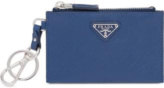 Prada Keychain Wallet