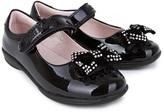 Lelli Kelly Kids Black Patent Adele Butterfly Shoe