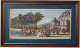 OKA The Wings of Fontainebleau Framed Print