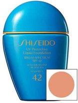 Shiseido Uv Protective Full-coverage Liquid Foundation SPF 42 (SP50 Medium Ivory)
