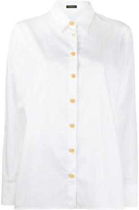 Versace button-down shirt